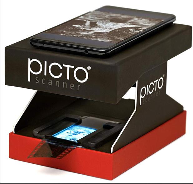 Un équipement bon marché pour redonner vie aux films et aux diapos qui dorment au fond des tiroirs. Photo DR