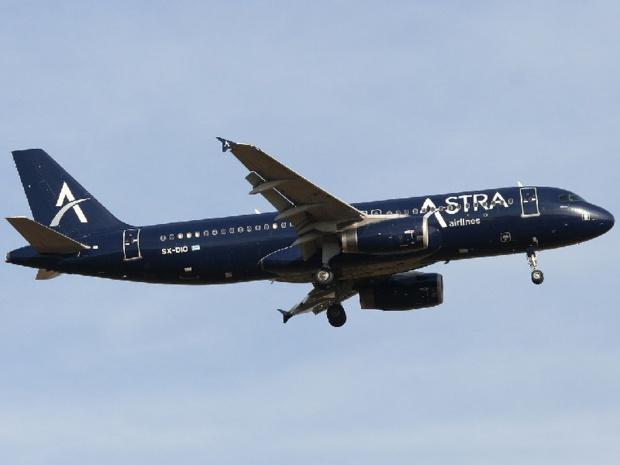 Les vols d'Astra Airlines sont suspendus en Grèce - DR Wikipedia