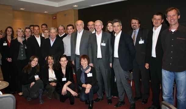 La délégation provençale à Milan composée d'institutionnels et de professionnels (Photo J.B/Tourmag.com)