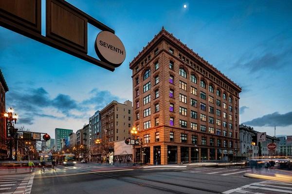 Ainsi en 2020 de nouveaux hôtels vont ouvrir leurs portes en Californie - Crédit photo : Yotel