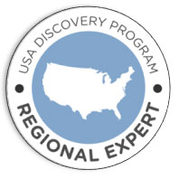 Badge d'Expert Régional