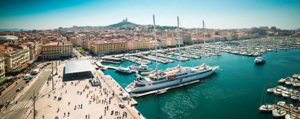 L'emblématique Vieux-Port © Choose Marseille