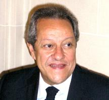 Karim Fakhry AbdelNour, le Ministre égyptien du tourisme, de passage à Paris - DR : B.F.