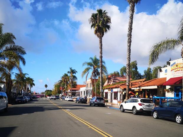 Découverte de la vieille ville à San Diego
