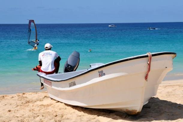 Le Cap Vert, une destination de soleil d'hiver qu'Héliades souhaiterait exploiter toute l'année.