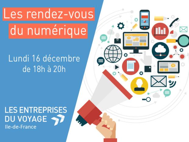 Nouvelle opération baptisée « Les Rendez-Vous du Numérique » organisée par les EDV Ile-de-France - DR