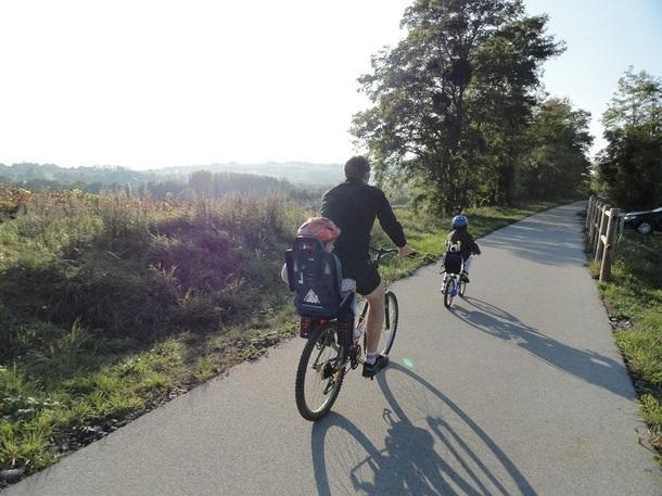 Active Tours propose des itinéraires, à vélo ou à pied, accessibles à tous - Photo DR