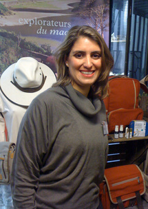 Emmanuelle Perl, directrice marketing de Nature & Découvertes - DR