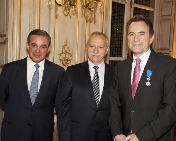 Reed Expositions : Alain Bagnaud nommé Chevalier de l'Ordre National du Mérite