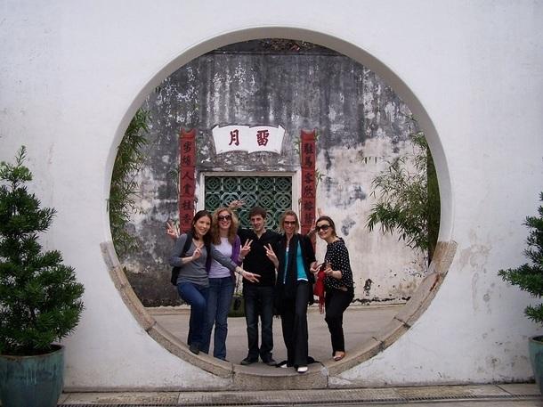 De gauche à droite : Delphine Mahé, Amplitudes, Daniela Castelao, Intermèdes, Isabelle Malingreau, Asia et Géraldine Charollais, MGTO France c/o Express Conseil - Photo DR