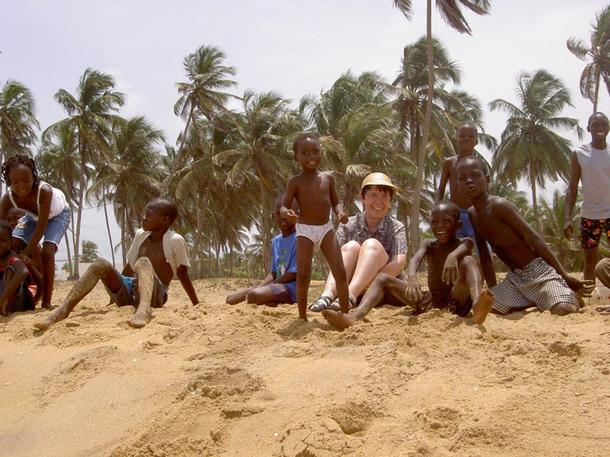 Le Bénin est le premier pays à avoir accueilli les missions de Double Sens - DR : Doublesens.fr