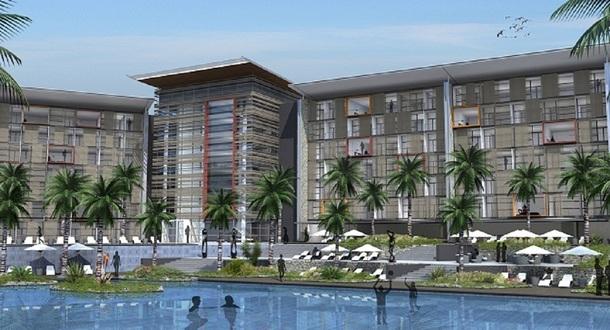 Guin 233 E Un H 244 Tel Radisson Blu Ouvrira 224 Conakry En 2014