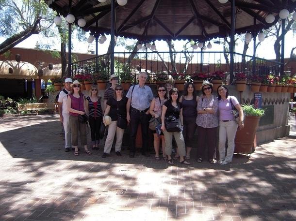 Eductour Mexique pre-tianguis jour 1