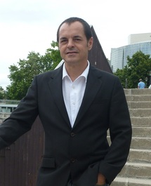 Bruno Pedriel, directeur général de Jetbox - Photo DR