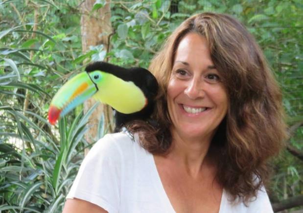Karina Poirot a vécu huit ans au Costa Rica. En mars 2019, elle a lancé Mon Voyage au Costa Rica depuis Nice - DR : Mon Voyage au Costa Rica