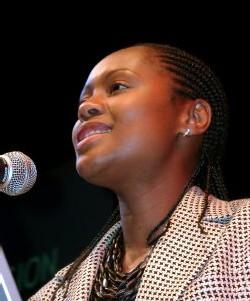 Khanyi Dhlomo, nouvelle responsable de l'OT d'Afrique du Sud en France