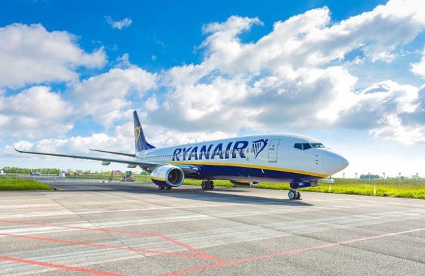 Le trafic passagers de Ryanair continue de croître en 2019 - DR : Ryanair