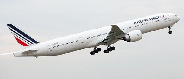 Air France fera voler ses avions au départ de San Francisco à partir du 1er juin 2020 avec un mélange de carburant alternatif - DR Air France