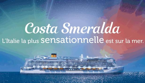 Trois événements seront organisés pour permettre aux agents de voyage de découvrir le navire en avant-première à Barcelone, Marseille et Savone - DR
