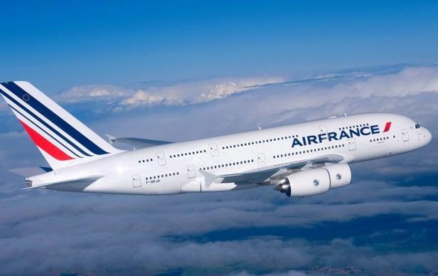 Des perturbations seront à prévoir sur le réseau Air France sur le moyen-courrier et le réseau domestique  Crédit photo : Air France