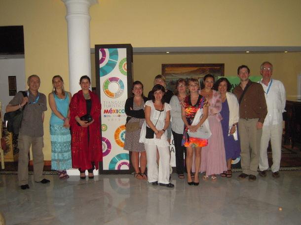 Eductour Mexique pre-tianguis jour 4
