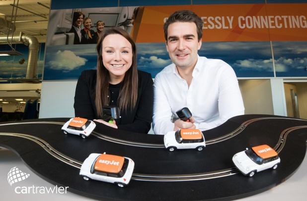 easyJet a signé un accord exclusif de quatre ans avec CarTrawler - DR : CarTrawler
