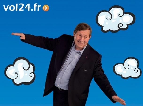 """La """"crédibilité"""" de Guy Roux vantée par Vol24.fr en février 2012 va-t-elle en prendre un coup ? - Photo service presse Vol24.fr"""