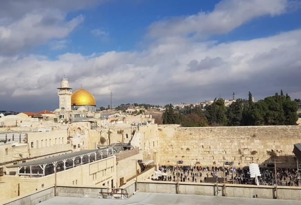 Jérusalem accueille le congrès Selectour jusqu'au 8 décembre prochain - Photo CE