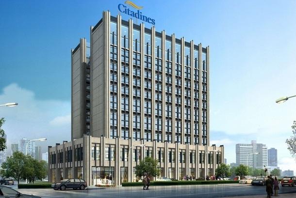 L'inauguration de la résidence Citadines Jinshang Road Xiamen est prévue pour fin 2012 - Photo DR