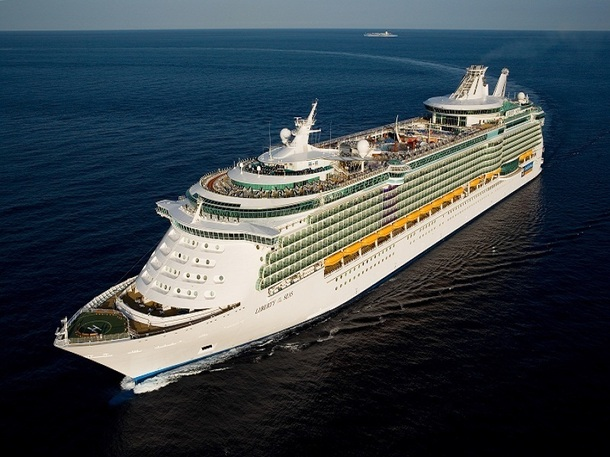 Le Liberty of the Seas est l'un des principaux navires de la flotte de Royal Caribbean - Photo DR