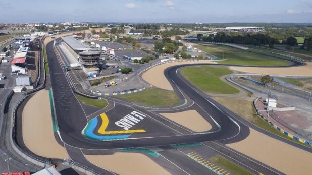 D'une longueur de 13,629 km, le circuit est ouvert à la circulation en dehors des épreuves - DR : Musée des 24h