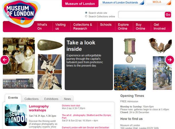 Pourquoi les musées de Londres sont-ils si « formidables » à visiter ? Parce que le principe de visite-plaisir a pris le pas depuis belle lurette par rapport à nos visites - efforts - DR