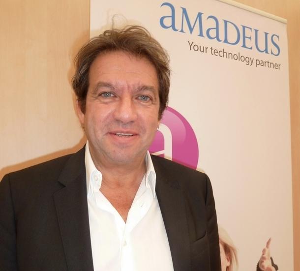 Georges Rudas, nouveau Secrétaire général de Challenges Tourisme/ photo JDL