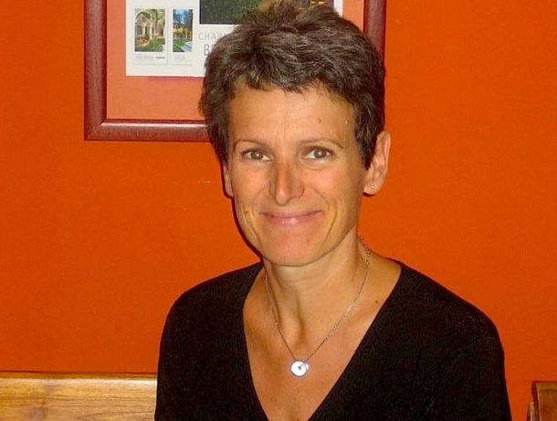 Michèle Faure, directrice de Courtine Voyages à Avignon - DR