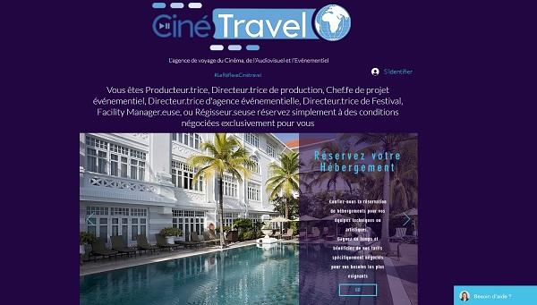 CinéTravel sera une agence de voyages dédiée au secteur du cinéma - Crédit photo : CinéTravel