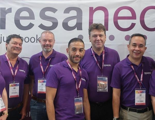 La joint-venture entre Resaneo et Aerticket cacherait peut être plus que la création d'une entreprise commune sur le marché français - Crédit photo : compte Facebook Resaneo