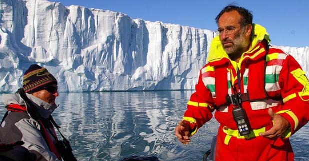 Christian Kempf a débuté sa carrière comme professeur d'écologie animale. Il ne compte plus les conférences données à bord de navires de croisières, ni les expéditions menées dans les zones polaires. Il a créé Grands Espaces en 1998 - DR : Grands Espaces