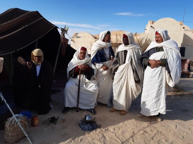 Douz, gardienne des traditions nomades et plateforme du tourisme saharien tunisien - DR : M.S.