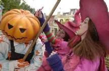 Saison Halloween : Disneyland Paris joue à se faire peur...