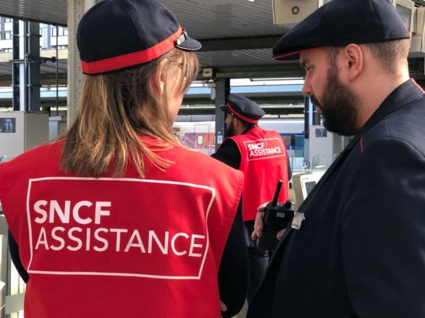 850 000 clients qui ont réservé un train pour ce premier week-end des vacances de Noël ont déjà été contactés par la SNCF - DR : JDL