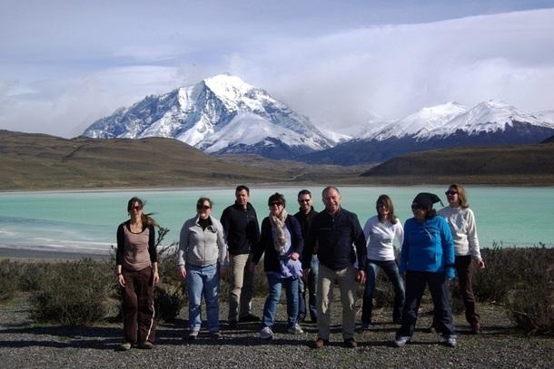 Pendant une semaine, les agents de voyages ont visité le Chili en passant par Valaparaiso, la Patagonie et Santiago - Photo DR