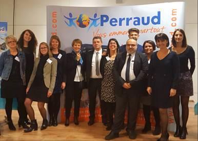 Le groupe Perraud fête ses 75 ans en 2020 - DR : Perraud Voyages