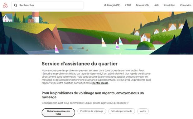 Vérification des locations, nuisances sonores... Airbnb passe à l'action