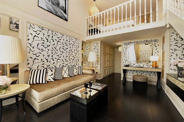 Le Castille Paris (108 chambres et suites), a obtenu le label Preferred Hotels & Resorts « Collezione » en 2010 - DR