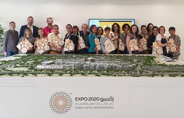 Pour cette première exposition universelle au Moyen Orient, Parfums du Monde sera à même de proposer des itinéraires en fonction des centres d'intérêt - DR : Parfums du Monde