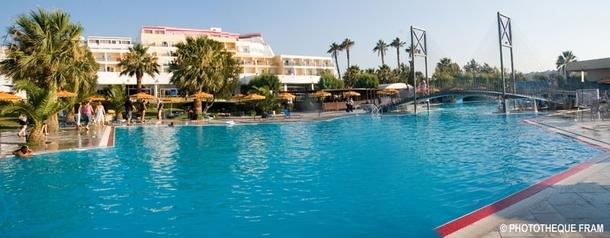 Le Doreta Beach 4* à Rhodes - DR : Fram