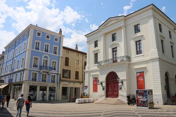 Ville de démarcation et d'influences diverses, cité ouverte et accueillante : il est urgent de quitter l'autoroute pour découvrir Valence - DR : J.-F.R.