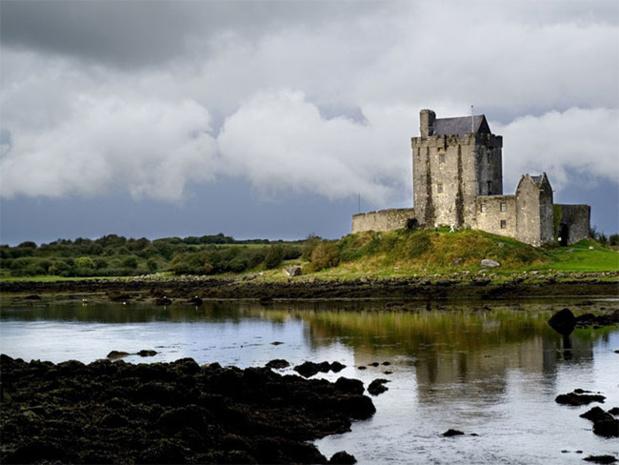 Dunguaire Castle château  de Kinvara Co Galway  - Copyright Tourisme Irlandais