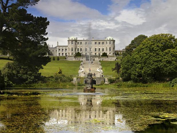 Powerscourt House & Gardens Co. Wicklow - Copyright Tourisme Irlandais