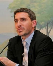 Romain Papy, Directeur Général d'Air Partner France - Photo DR